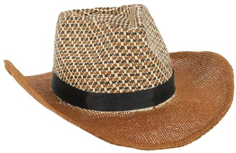 Two-Toned Cowboy Hat