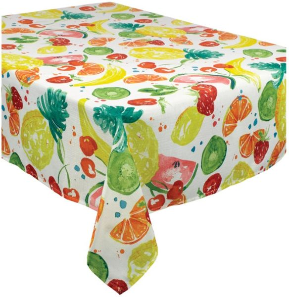 Tutty Fruity Fabric Table Cover