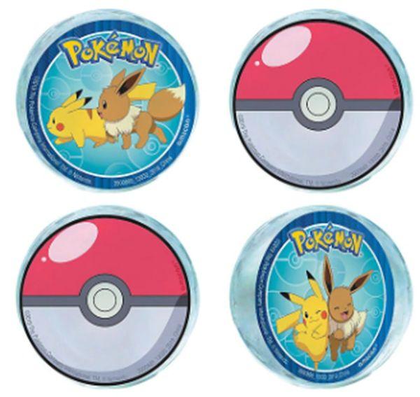 Pokemon™ Bounce Balls, 4ct