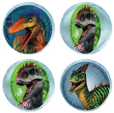 Jurassic World™ Bounce Balls, 4ct