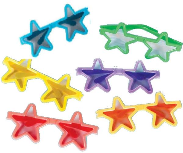 Star Sunglasses Mega Value Pack, 22ct