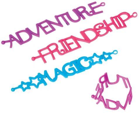 My Little Pony Friendship Adventures™ Rubber Bracelets, 6ct