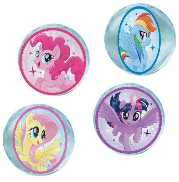 My Little Pony Friendship Adventures™ Bounce Balls, 4ct