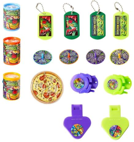 Rise of the TMNT™ Mega Mix Value Pack, 48ct