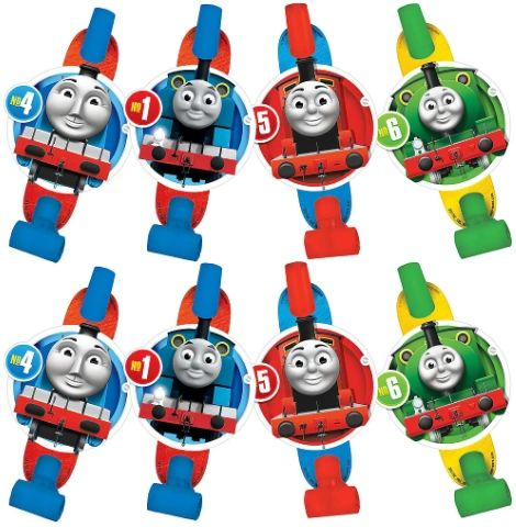 Thomas All Aboard Blowouts, 8ct