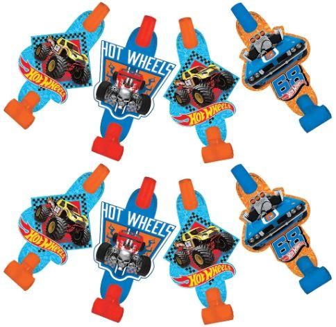 Hot Wheels Wild Racer™ Blowouts, 8ct