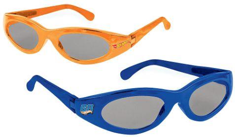 Hot Wheels Wild Racer™ Glasses Favors, 6ct