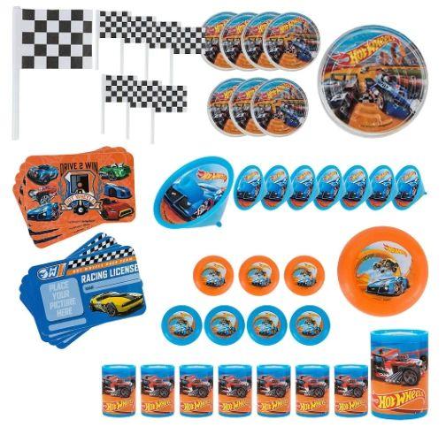 Hot Wheels Wild Racer™ Mega Mix Value Pack Favors, 48pc