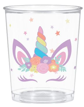 Unicorn Party Favor Cup, 16oz