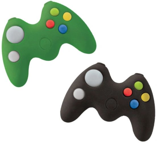 Level Up Game Controller Erasers, 8ct
