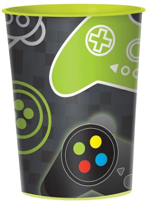 Level Up Favor Cup, 16oz