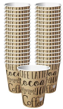 12oz Craft Coffee Hot Cup, 12oz - 40ct