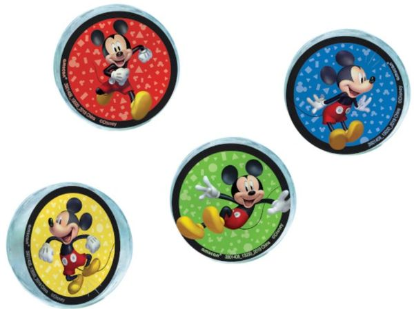 Mickey Mouse Forever Bounce Balls