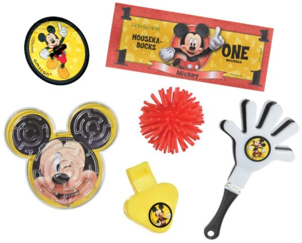 Mickey Mouse Forever Mega Mix Value Pack, 48pc