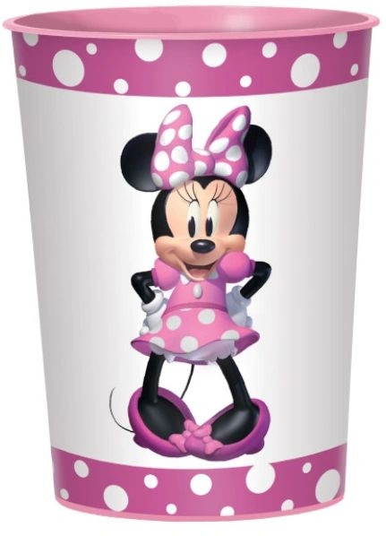 Minnie Mouse Forever Favor Cup, 16oz