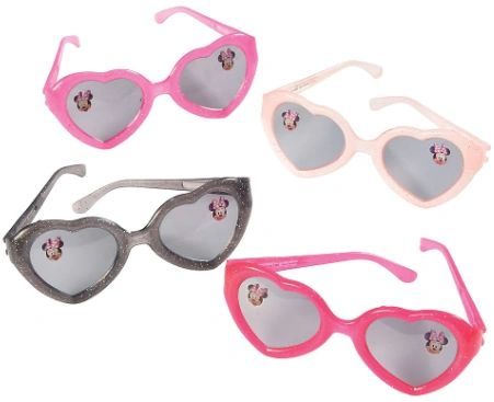 Minnie Mouse Forever Glasses, 8ct