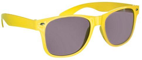 Glasses - Yellow