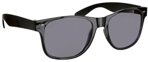 Glasses - Black