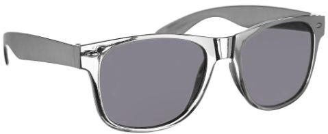 Glasses - Silver