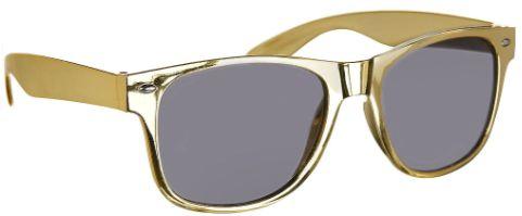 Glasses - Gold