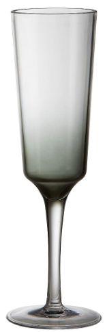 Ombre Plastic Champagne Flute, 6oz