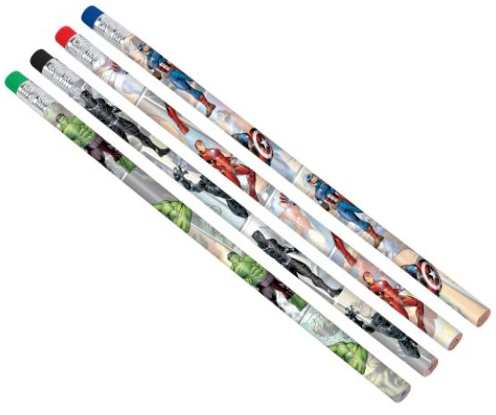 Marvel Avengers Powers Unite™ Pencils, 8ct