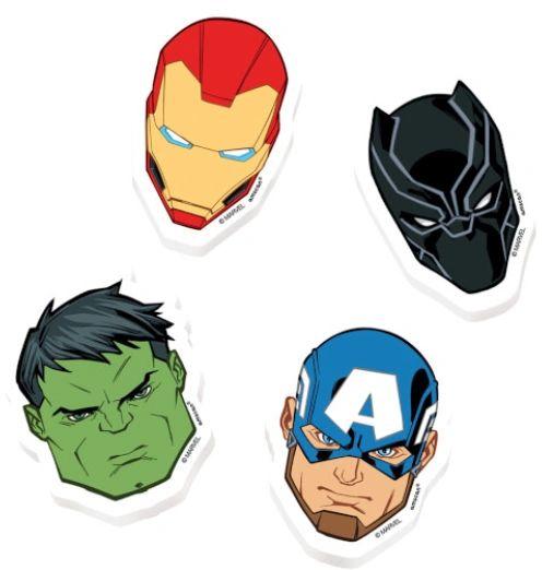 Marvel Avengers Powers Unite™ Erasers Value Pack Favor, 8ct