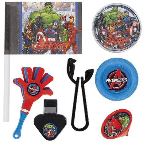 Marvel Avengers Powers Unite™ Mega Mix Value Pack, 48pc