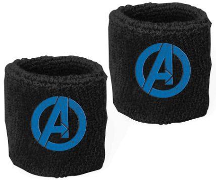 Marvel Avengers Powers Unite™ Sweat Bands, 8ct