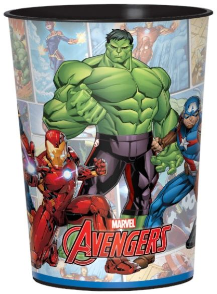 Marvel Avengers Powers Unite™ Favor Cup, 16oz