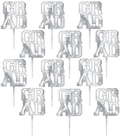 Grad Picks - Silver, 10ct
