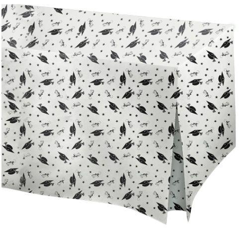 Graduation Tablefitters® Rectangular Table Cover
