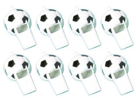 Goal Getter Soccer Whistle, 8ct