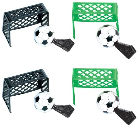 Goal Getter Tabletop Soccer Game, 4ct