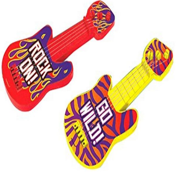 Mini Guitars, 6ct