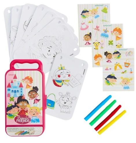 Princess Friends Sticker Activity Kit