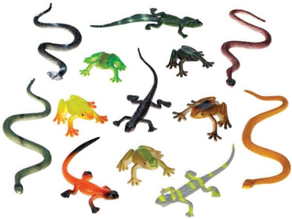 Reptiles, 12ct