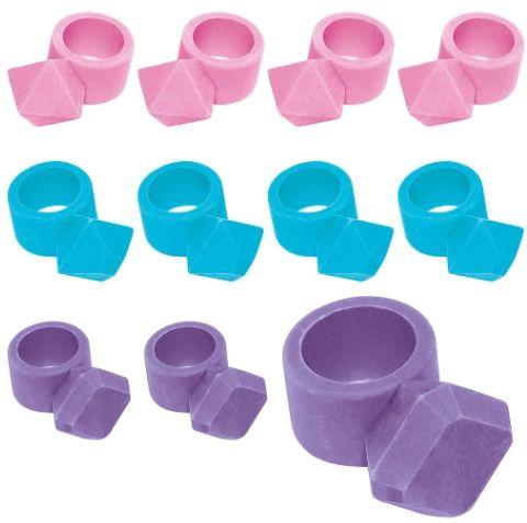Ring Eraser, 18ct