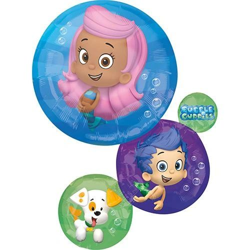 "28"" Bubble Guppie Balloon"