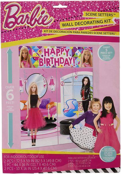 Barbie Sparkle Scene Setter