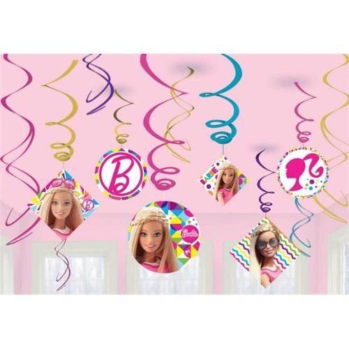 Barbie Sparkle Swirl