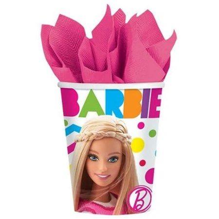 Barbie Sparkle 9oz Cups