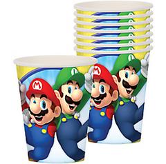Super Mario Brothers™ Cups, 9 oz.