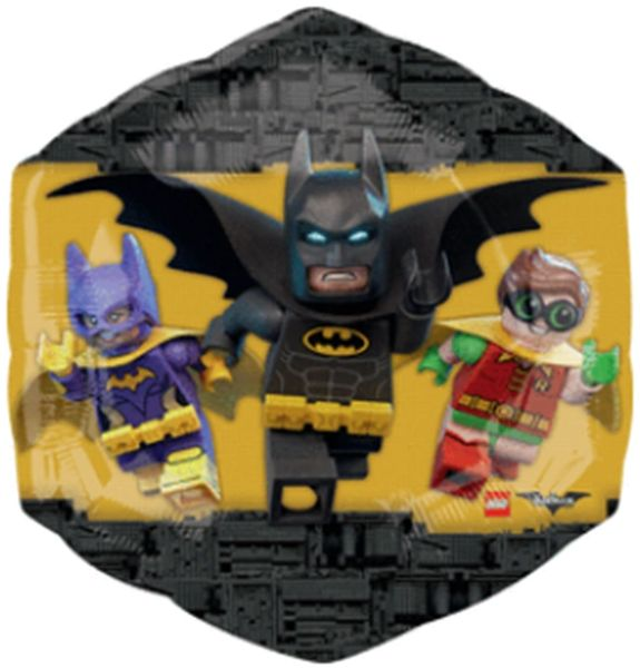 "23"" Lego Batman Balloon"