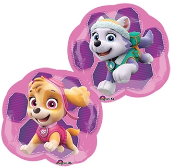"25"" Paw Patrols Girls Balloon"