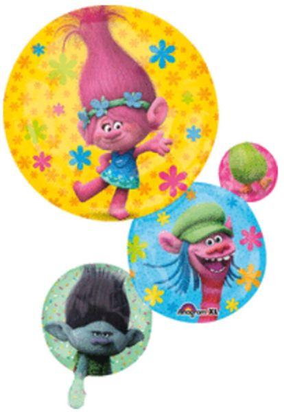 "28"" Trolls Balloons"