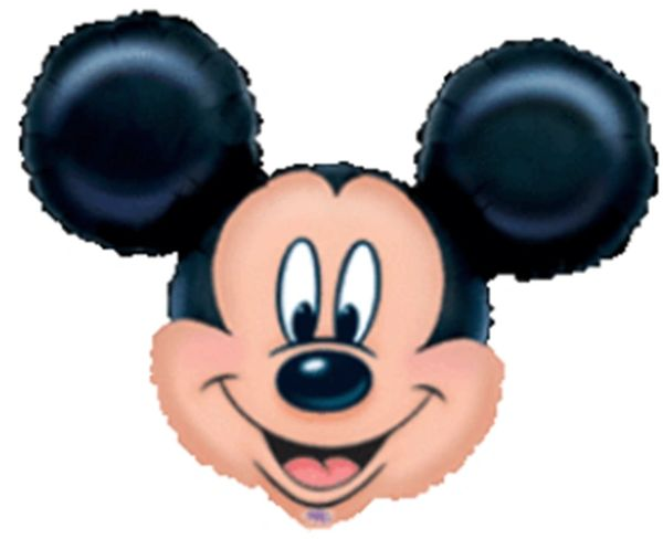 "27"" Mickey Mouse Head Balloon"
