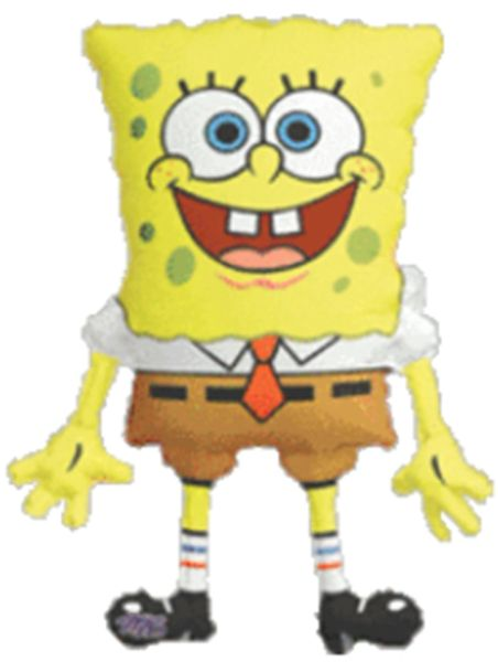"28"" Spongebob Squarepants Balloon"