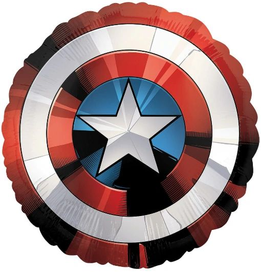 "28"" Avengers Shield Balloon"