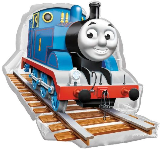 "29"" Thomas The Tank Balloon"